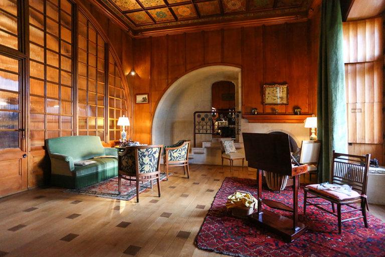 Château de Ripaille Photographie © Jimmy Lebossé