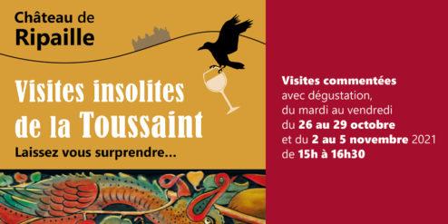 Visites insolites de la Toussaint